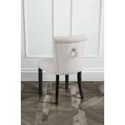 My-Furniture POSITANO Esszimmerstuhl mit Rückenring - Cremefarben