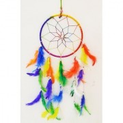 Reiki Crystal Products Dream Catcher Car Wall Hanging Dream Catcher Attract Positive Dreams