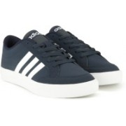 ADIDAS NEO VS SET Tennis Shoes For Men(Blue)