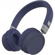 Kitsound Harlem Wireless Headphones - Svart/guld
