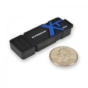 Patriot Memory Supersonic 32 GB unità flash USB 3.0 (3.1 Gen 1) Connettore USB di tipo A Nero, Blu