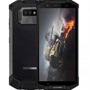 "DOOGEE S70 15.2 cm (5.99"") 6 GB 64 GB SIM Dual 4G Negro 5500 mAh Smartphone (15.2 cm (5.99""), 6 GB, 64 GB, 12 MP, Android 8.1, Negro)"