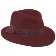 Mayser Cappello da Donna Wolga by Mayser in rosso scuro, Gr. M (57-58 cm)