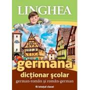 Dictionar scolar German-Roman, Roman-German/***
