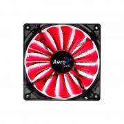 Ventilator Aerocool Shark Devil Red Editon LED 120 mm