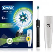 Oral B Pro 750 D16.513.UX CrossAction periuta de dinti electrica