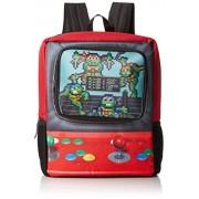 "Teenage Mutant Ninja Turtles Big Boys Arcade Game 16"" Backpack"