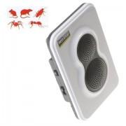 Комбиниран ултразвуков и електромагнитен апарат СТОП 370 (електронна котка) за мишки, плъхове, хлебарки, мравки, паяци, комари за 370 кв. м.