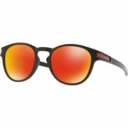 OAKLEY Gafas De Sol Oakley Latch Matte Black / Prizm Ruby
