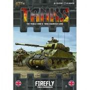 Tanks: British Sherman Firefly Tank Expansion Board Game