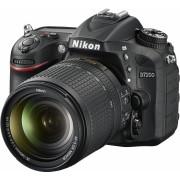 NIKON D7200 + 18-140mm AF-S DX ED VR