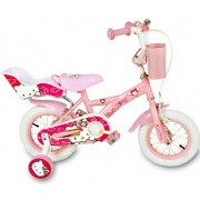 Bicicleta copii Hello Kitty Sweet 14""