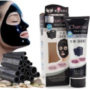 Bamboo Charcoal Oil Control Anti-Acne Deep Cleansing Blackhead Remover Peel Off Mask