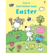 First Sticker Book Easter by Jessica Greenwell