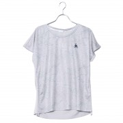【SALE 30%OFF】ルコックスポルティフ LE COQ SPORTIF レディース 半袖機能Tシャツ 半袖シャツ QMWLJA07 レディース