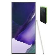Samsung Smartphone Galaxy Note 20 Ultra 128gb Desbloqueado Blanco Mistico + Bank Power 10,000mah
