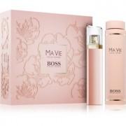 Hugo Boss Boss Ma Vie lote de regalo IV. eau de parfum 75 ml + leche corporal 200 ml