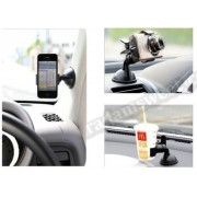 Klip otačeci držák na telefon do auta mobil gps