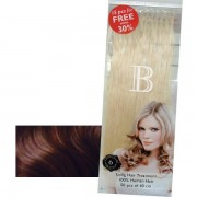 Balmain Fill-In Extensions Value Pack Natural Straight