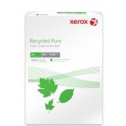 Hartie reciclata A4, 80 g/mp, 500 coli/top, XEROX Recycled Pure