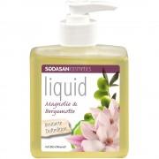 Sapun lichid cu magnolie si bergamot Sodasan