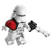 Lego Star Wars: The Force Awakens The First Order Snowtrooper Officer Minifigure