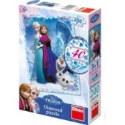 Diamond puzzle - Frozen 200 piese