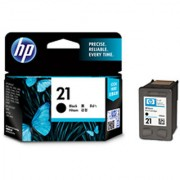 HP 21 Black Inkjet Print Cartridge (HP Part Code C9351AA)