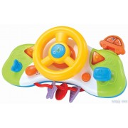 Baby Mix Jucarie Volan muzical educativ 18m+