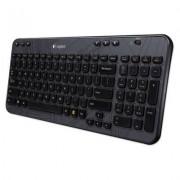 K360 Wireless Keyboard For Windows, Black