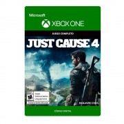 Microsoft just cause 4: standard edition xbox one