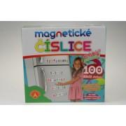Magnetické číslice-na lednici