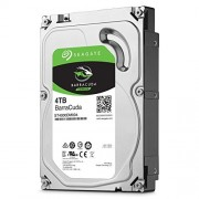 HDD 4TB SEAGATE BarraCuda ST4000DM004, 256MB, SATA 3
