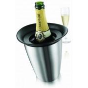 Vacu Vin inox pezsgőhűtő elegant