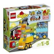 Конструктор LEGO DUPLO Мои первые машинки