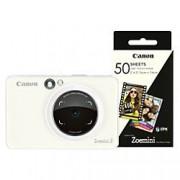 Canon Instant Camera ZoeMini S 8 Megapixel Pearl White