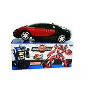 Collectionmart Mecha Ares 2-in-1 Car for Kids
