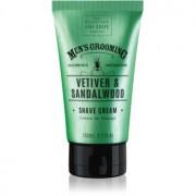 Scottish Fine Soaps Men's Grooming Vetiver & Sandalwood cremă pentru bărbierit pentru barbati 150 ml