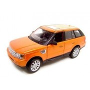 Range Rover Sport Orange Diecast Model 1:18 Die Cast Car.