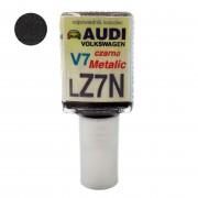 Javítófesték Audi / Volkswagen V7 czarna Metalic LZ7N Arasystem 10ml