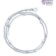 Sukkhi Rodium Plated Chain