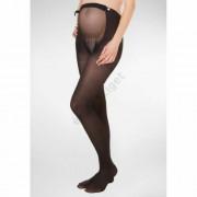 Relaxsan Basic 140 den-es kompressziós kismama harisnyanadrág 18-22 Hgmm (ATM, 2-5, 890), fekete, 4