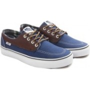 Vans BRIGATA Men Casual For Men(Blue)