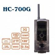 """hc-700G 3G SMS SMTP 16MP HD 1080P 2.0 """"Pantalla color LCD Camara de rastreo de vida silvestre con lapso de tiempo? vision nocturna infrarroja"""