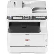 OKI Barevná laserová multifunkční tiskárna OKI MC363dnw, LAN, Wi-Fi, duplexní, duplexní ADF