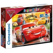 Puzzle Maxi Cars 3 Clementoni 60 piese