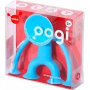Oogi Junior - Mini omuletul flexibil cu ventuze - Albastru
