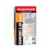 ISOMAT FLOWCRET 3-30 EXPRESS,Sapa de ciment cu rasini, autonivelanta, cu priza rapida, pentru nivelarea pardoselilor Grey 25 kg,