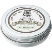 Mr Bear Family Wilderness cera para barba 30 ml