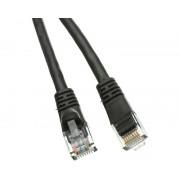 Kabl UTP patch Cat5e 15m crni